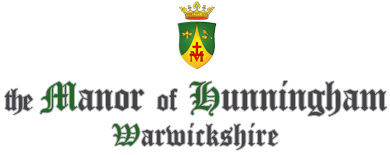 The Manor of Hunningham Logo